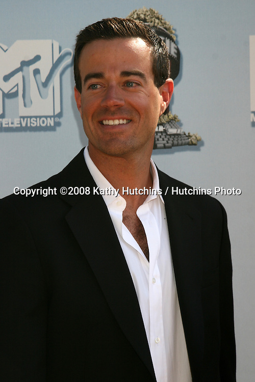 Carson Daly.MTV Movie Awards 2008.Universal City.Los Angeles,  CA.May 31, 2008.©2008 Kathy Hutchins / Hutchins Photo .