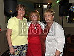 Ena Holmes celebrating her 70th birthday in the Thatch with her daughters inlaw Jean and Eileen McGuirk. Photo:Colin Bell/pressphotos.ie