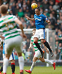 11.3.2018 Rangers v Celtic:<br /> Bruno Alves