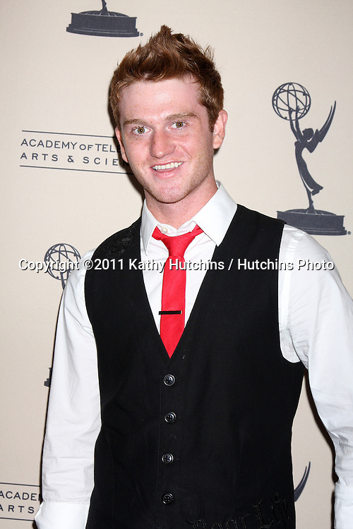 LOS ANGELES - JUN 16:  Chad Duell arriving at the Academy of Television Arts and Sciences Daytime Emmy Nominee Reception at SLS Hotel at Beverly Hills on June 16, 2011 in Beverly Hills, CA