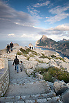 Creueta Viewpoint in Formentor on Majorca, Spain