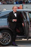 "Donald Sutherland at the ""The Leisure Seeker (Ella & John)"" premiere, 74th Venice Film Festival in Italy on 3 September 2017.<br /> <br /> Photo: Kristina Afanasyeva/Featureflash/SilverHub<br /> 0208 004 5359<br /> sales@silverhubmedia.com"