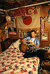 Various portrait sessions of singer/songwriter Chris Isaak