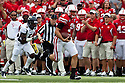 03 Sep 2011: Taylor Martinez #3 of the Nebraska Cornhuskers runs for a touchdown in the second quarter against the Chattanooga Mocs at Memorial Stadium in Lincoln, Nebraska. Nebraska defeated Chattanooga 40 to 7.