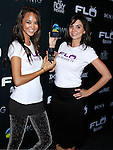 Models arrive at Flo Live Mobile TV Presents X-Games After Party presented by  Flo Live Mobile TV at The Roxy on August 1, 2008 in West Hollywood, California.