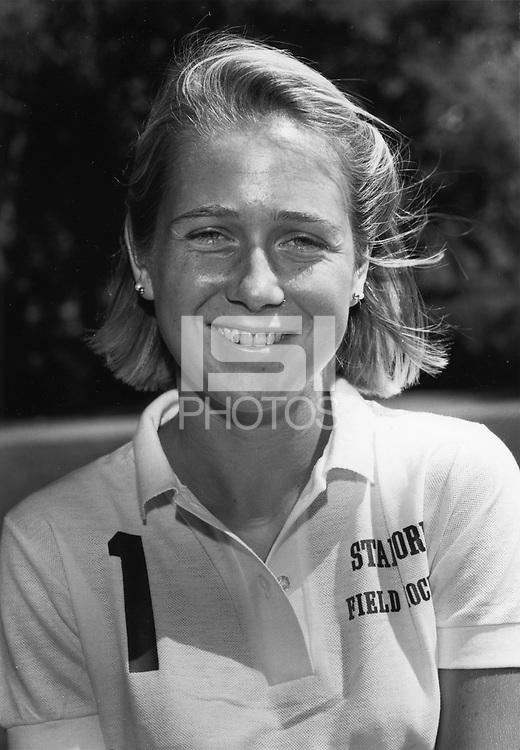 1984: Wanda Key.