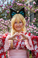 Jewel Maiden, Sakura Con 2016, Seattle, Washington, USA.