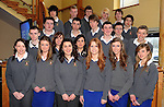 Students from Scoil Mhuire Kanturk at the Young Entrepreneur Programme Business Boot Camp at the Brandon Conference Centre Tralee on Friday. Picture: Eamonn Keogh (MacMonagle, Killarney)