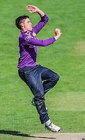 Picture by Harry Whitehead/SWpix.com - 02/05/2014 - T20 County Cricket - Yorkshire Vikings 2nd XI v Lancashire Lightining 2nd XI - Headingley Stadium, Leeds, Yorkshire, England - Will Rhodes
