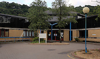 Pictured: Ystradgynlais Hospital, Powys, Wales UK. Wednesday 29 June 2016<br />