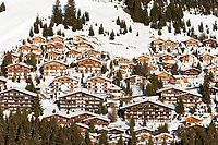 Oesterreich, Tirol, Zillertal-Arena, Koenigsleiten: beliebter Skiort im Gerlostal | Austria, Tyrol, Ziller Valley Arena, Koenigsleiten: popular ski resort at Gerlos Valley