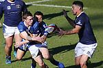 NELSON, NEW ZEALAND - JULY 11: Div 2 Rugby Nelson v Riwaka Trafalgar Park, Saturday July 112020 , New Zealand. (Photo byEvan Barnes/ Shuttersport Limited)