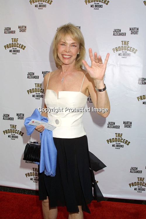 "©2003 KATHY HUTCHINS / HUTCHINS PHOTO.OPENING OF THE PLAY, ""THE PRODUCERS"".PANTAGES THEATER.LOS ANGELES, CA.MAY 29, 2003..ELAINE JOYCE"