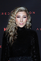 """LOS ANGELES - FEB 1:  Dichen Lachman at the """"Altered Carbon"""" Season 1 Premiere Screening at the Mack Sennett Studios on February 1, 2018 in Los Angeles, CA"""