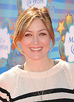 SANTA MONICA, CA. - March 14: Sasha Alexander  attends the Make-A-Wish Foundation's Day of Fun hosted by Kevin & Steffiana James held at Santa Monica Pier on March 14, 2010 in Santa Monica, California.