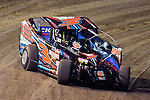 Feb 19, 2014; 6:41:07 PM;  Barberville, FL, USA;  Super DIRT car Series Big Block Modifieds presented by Summit Racing Equipment at Volusia Speedway Park.  Mandatory Credit: (thesportswire.net)