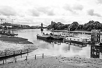 """Chiswick. Greater London. General View of the Dove"""" - Pier - Chiswick Mall and embankment  Leading from Chiswick to Fulham Reach RC. Sunday.  24.07.2016  [Mandatory Credit: Peter Spurrier/Intersport-images.com]"""