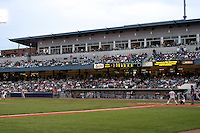 August 31, 2003:  Fifth Third Field, home of the Toledo Mudhens, Class-AAA affiliate of the Detroit Tigers, during a International League game at Fifth Third Field in Toledo, OH.  Photo by:  Mike Janes/Four Seam Images