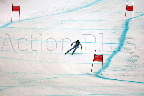 11.02.2011  FIS ALPINE WORLD SKI CHAMPIONSHIPS. GOERGL Elisabeth in Garmisch-Partenkirchen, Germany.