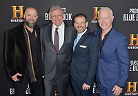 "03 January 2019 - Los Angeles, California - Sean Jablonski, Robert Zemeckis, David O'Leary, Neal McDonough. ""Project Blue Book"" History Scripted Series Los Angeles Premiere held at Simon House. Photo Credit: AdMedia"