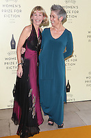 Kate Mosse and Denise Mina arriving for the Baileys Women's Prize for Fiction Awards, at the Royal Festival Hall, London. 04/06/2014 Picture by: Alexandra Glen / Featureflash