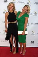 "Katie Brannigan, Nicky Whelan<br /> at the ""Left Behind"" Screening at the Catalina Film Festival, Casino Avalon, Catalina Island, CA 09-26-14<br /> David Edwards/DailyCeleb.com 818-915-4440"