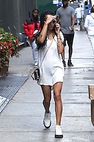 NEW YORK, NY - JULY 19: Zoe Kravitz seen on July 19, 2016 in New York City. Credit: DC/Media Punch