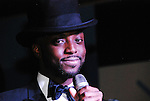 """emcee for """"Janelle Monae"""" 01.21 @ The Bing House, during SFF2011 Park City, Utah, USA"""