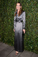 Alison Janney arriving for the 2018 Charles Finch &amp; CHANEL Pre-Bafta party, Mark's Club Mayfair, London, UK. <br /> 17 February  2018<br /> Picture: Steve Vas/Featureflash/SilverHub 0208 004 5359 sales@silverhubmedia.com