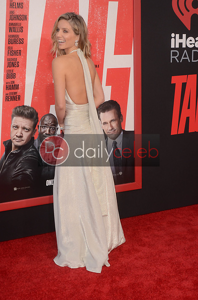"""Annabelle Wallis<br /> at the """"Tag"""" World Premiere, Village Theater, Westwood, CA 06-07-17<br /> David Edwards/DailyCeleb.com 818-249-4998"""