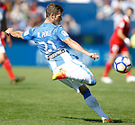 CD Leganes' Ruben Perez during La Liga match. October 15,2016. (ALTERPHOTOS/Acero)