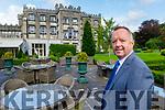 Rory O'Sullivan, Manager of Ballyseede Castle Hotel