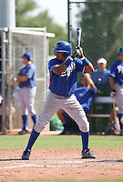Angel Franco / Kansas City Royals 2008 Instructional League..Photo by:  Bill Mitchell/Four Seam Images