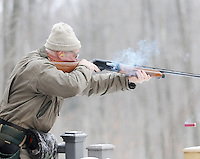 Badger State Winter Games '08 - Skeet Shooting