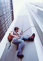 George Willig is the first person to climb the World Trade Center.