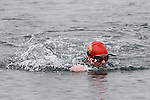 Fionnuala Ní Earcáin at the Green Buoy 1KM Swim in Clogherhead...(Photo credit should read Jenny Matthews/NEWSFILE)...