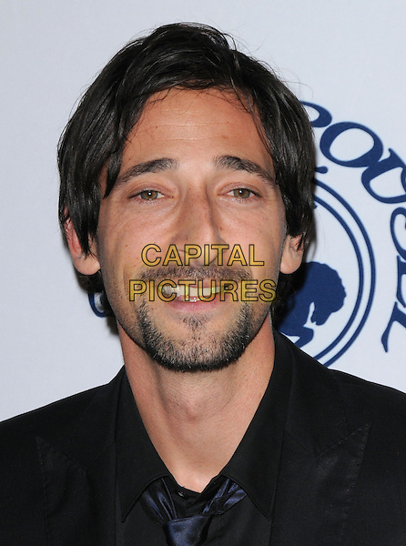 ADRIEN BRODY .at The 32nd Annual Carousel of Hope Ball held at The Beverly Hilton hotel in Beverly Hills, California, USA, .October 23rd 2010..portrait headshot beard facial hair smiling black                                                                            .CAP/RKE/DVS.©DVS/RockinExposures/Capital Pictures.