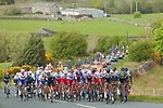 Action from Stage 4 of the 2019 Tour de Yorkshire, running 175km from Halifax to Leeds, Yorkshire, England. 5th May 2019.<br /> Picture: ASO/SWPix | Cyclefile<br /> <br /> All photos usage must carry mandatory copyright credit (© Cyclefile | ASO/SWPix)