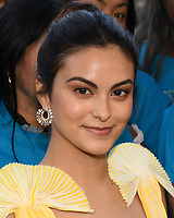 "13 May 2019 - Los Angeles, California - Camila Mendes. ""The Sun Is Also A Star"" Warner Bros World Premiere held at Pacific Theatres at The Grove. Photo Credit: Billy Bennight/AdMedia"
