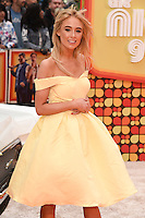 Nicola Hughes<br /> arrives for the premiere of &quot;The Nice Guys&quot; at the Odeon Leicester Square, London.<br /> <br /> <br /> &copy;Ash Knotek  D3120  19/05/2016