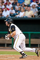 Vinny Rottino of the  Jacksonville Suns during a game vs. the Tennessee Smokies July 10 2010 at Baseball Grounds of Jacksonville in Jacksonville, Florida. Photo By Scott Jontes/Four Seam Images
