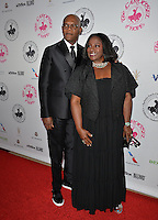 BEVERLY HILLS, CA. October 8, 2016: Samuel L Jackson &amp; LaTanya Richardson  at the 2016 Carousel of Hope Ball at the Beverly Hilton Hotel.<br /> Picture: Paul Smith/Featureflash/SilverHub 0208 004 5359/ 07711 972644 Editors@silverhubmedia.com