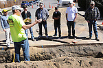 Construction class - excavation