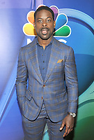 NEW YORK, NY - MAY 09:Sterling K. Brown  attends the 2019/2020 NBC Upfront presentation at the    Fourr Seasons Hotel on May 13, 2019in New York City.  <br /> CAP/MPI/JP<br /> ©JP/MPI/Capital Pictures