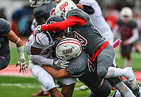 SHU Football vs. RMU 10/22/2016