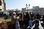 20080202 - France - Aquitaine - Bordeaux<br /> LE MARCHE SAINT-MICHEL, PLACE SAINT-MICHEL A BORDEAUX.<br /> Ref : MARCHE_020.jpg - © Philippe Noisette.