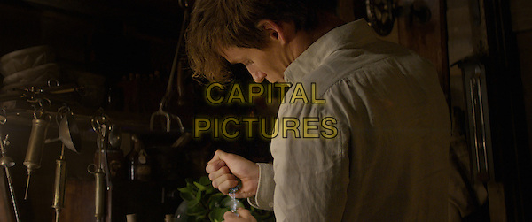 Fantastic Beasts and Where to Find Them (2016) <br /> Eddie Redmayne as Newt Scamander<br /> *Filmstill - Editorial Use Only*<br /> CAP/KFS<br /> Image supplied by Capital Pictures