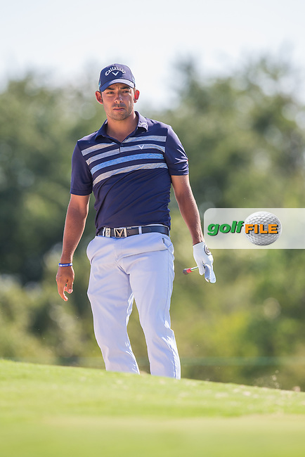 Pablo Larrazabal (ESP) during the 1st round of the Alfred Dunhill Championship, Leopard Creek Golf Club, Malelane, South Africa. 13/12/2018<br /> Picture: Golffile | Tyrone Winfield<br /> <br /> <br /> All photo usage must carry mandatory copyright credit (&copy; Golffile | Tyrone Winfield)