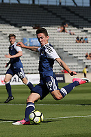 Jordan Holsgrove of Reading and Scotland U20's during England Under-18 vs Scotland Under-20, Toulon Tournament Semi-Final Football at Stade Parsemain on 8th June 2017