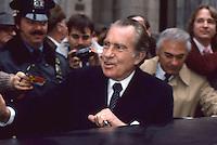 Richard Nixon by Jonathan Green